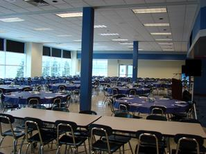High School Cafeteria