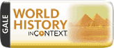 World History in Context Logo